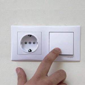 Как заменить выключателя света в квартире с одной, двумя кнопками?