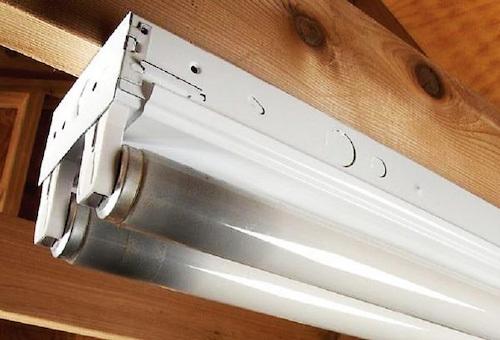 Как проверить люминесцентную лампу – исправна она или нет?