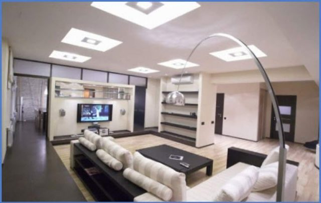 Как правильно рассчитать освещенность помещения, как узнать количество лампочек на комнату