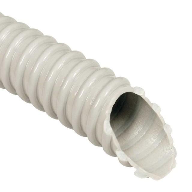 Монтаж гофры для проводов электропроводки: пластиковая, электрическая