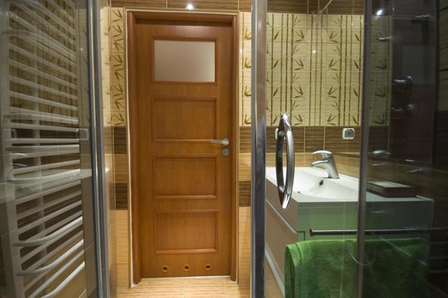 Двери в ванную комнату и туалет: какие лучше выбрать?