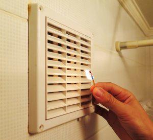 Как проверить вентиляцию в квартире, многоквартирном доме